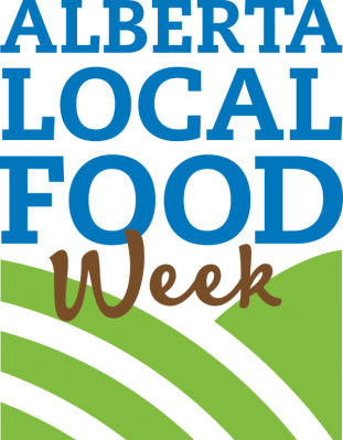 Alberta Local Food Week Logo
