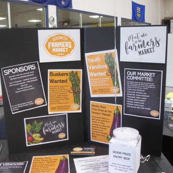 Sexsmith Farmers' Market Gallery Image