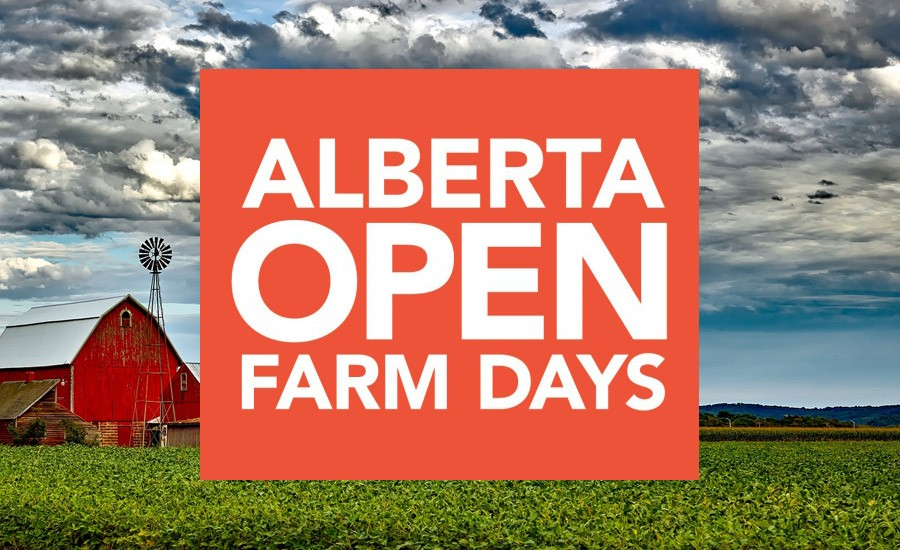 Alberta Open Farm Days